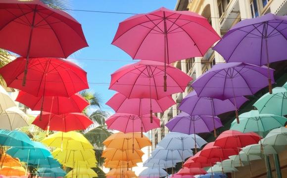parapluie... ou ombrelle