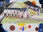 Château de Chenonceau / acrylique