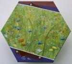 fleuri 2 / acrylique