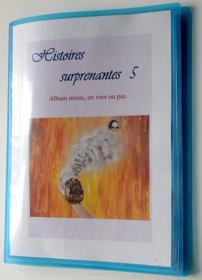 Une exception : album mixte d'histoires en prose et vers