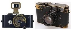 Leica 1914 et 1956