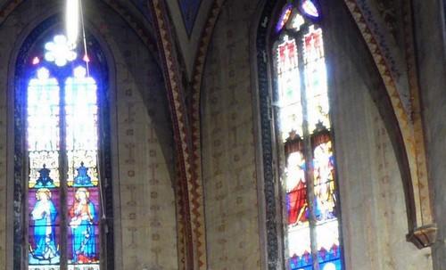 Eglise St Vincent, St Flour