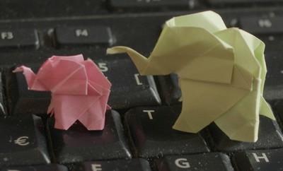 Origami et informatique. C'est bien, mais autre chose