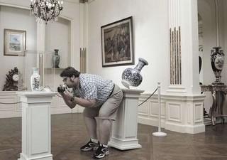 photographe de musée