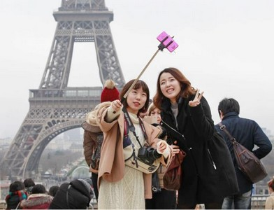 perches a selfies