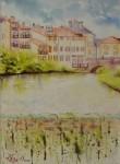 Le barrage, Aurillac