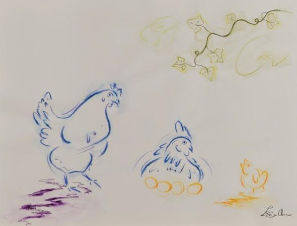 poules 9
