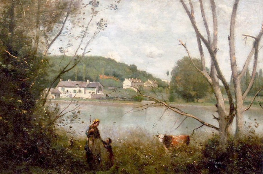 Jean-Baptiste Camille Corot, XIXe s