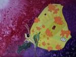 Papillons 3 peinture