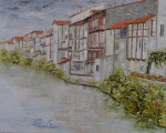Aurillac, berges