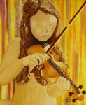 Au violon